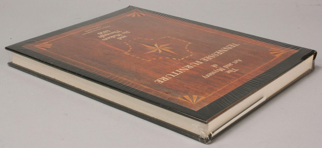 """Lot 2: Book: """"The Art and Mystery of Tennessee Furniture"""""""