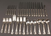 308: Towle Sterling Flatware, French Provincial pattern