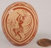 360: Joseph Lonewolfe, Santa Clara Pueblo pottery
