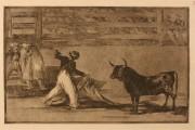 452: Aquatint Etching after Francisco de Goya
