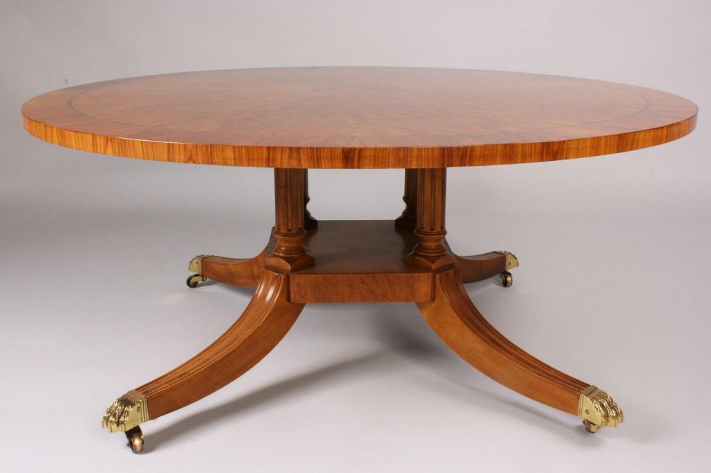 Lot 478: Regency-style Drexel Coffee Table