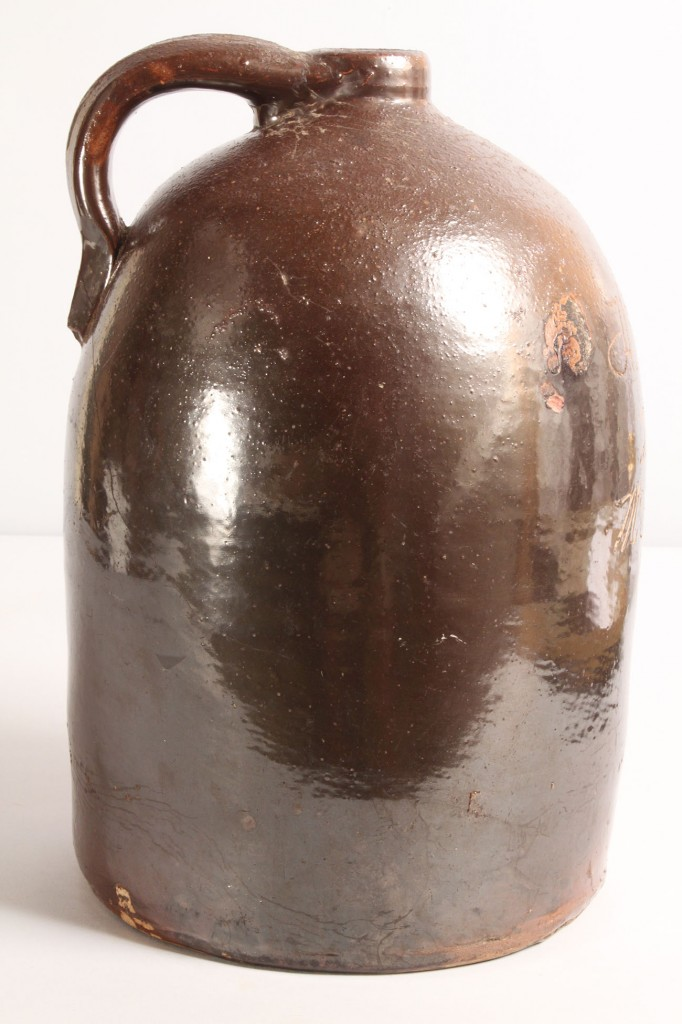 Lot 489: Kentucky Whiskey Jug