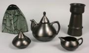 490: Pigeon Forge Pottery Douglas Ferguson signed lot