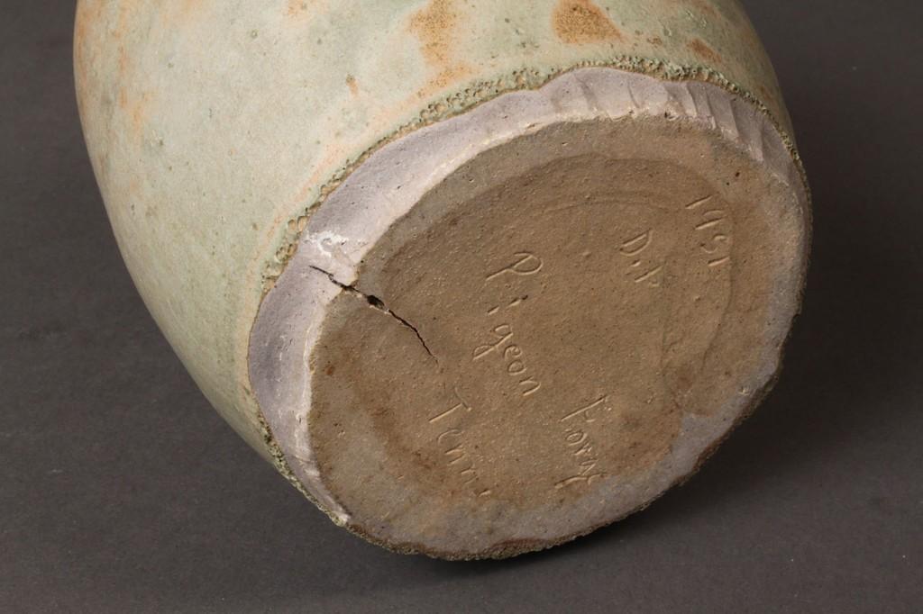 Lot 491: Early Douglas Ferguson Pottery and Japanese art po