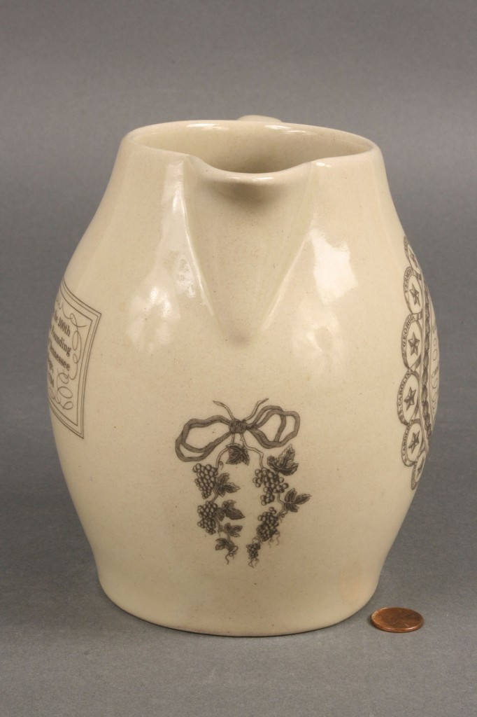 Lot 495: Pigeon Forge Pottery UT pitcher sgd Douglas Fergus