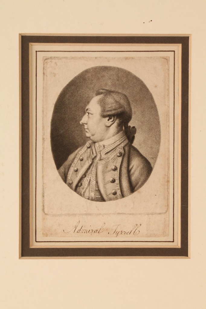 Lot 538: Lot of five etchings, two political