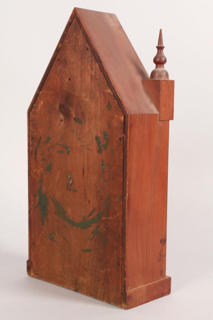 Lot 556: J. C. Brown Steeple Clock
