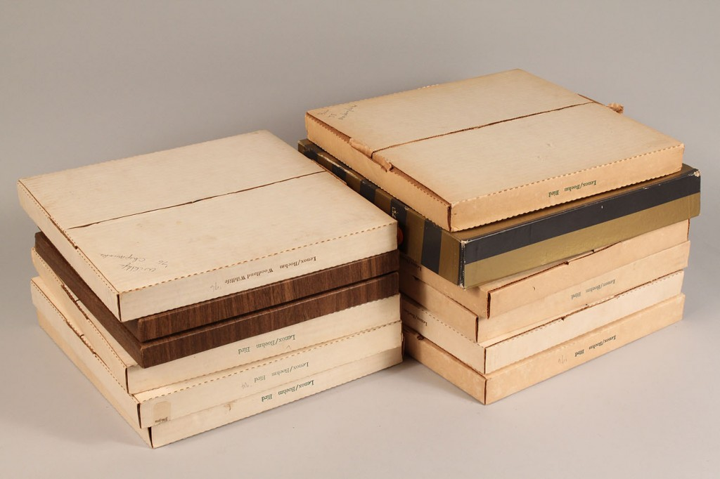 Lot 575: 12 Lenox Boehm collectors' plates: 4 wildlife & 8