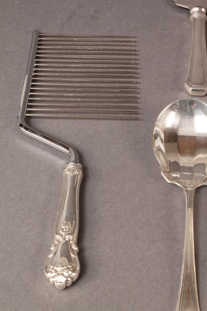 Lot 605: Assd Group Sterling Silver, 31 pcs.