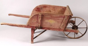 629: Jackson Mfg. Co. Type #5 Wheelbarrow - Image 1