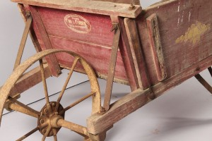 629: Jackson Mfg. Co. Type #5 Wheelbarrow - Image 3