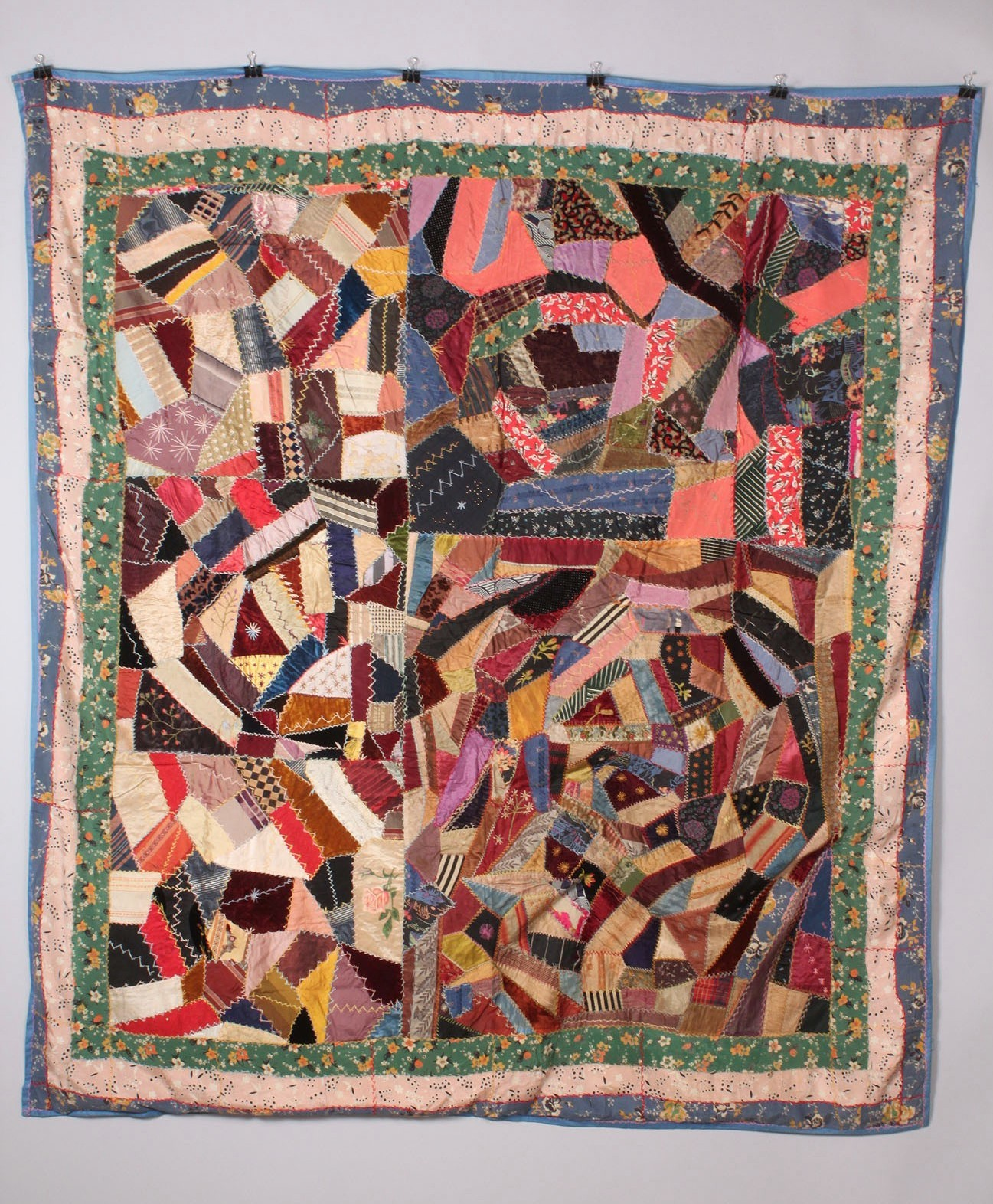 the case of the mexican crazy quilt The case of the mexican crazy quilt 1 was linderman industries' adoption of  project organization an appropriate one for getting the mexican subsidiary started .