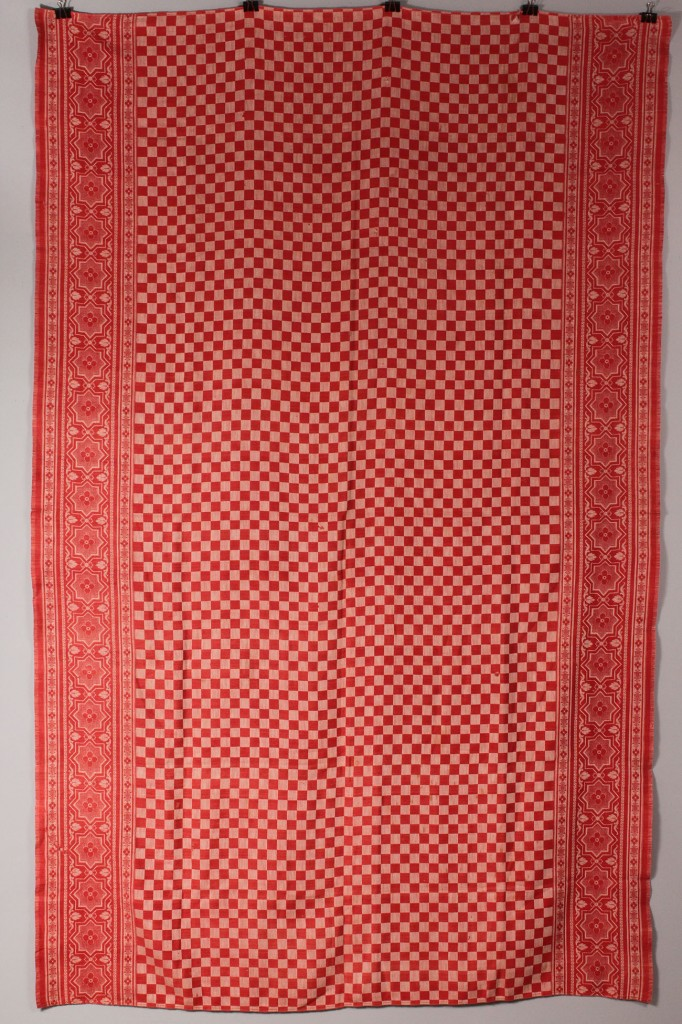 Lot 637: Lot of 4 Textile Items