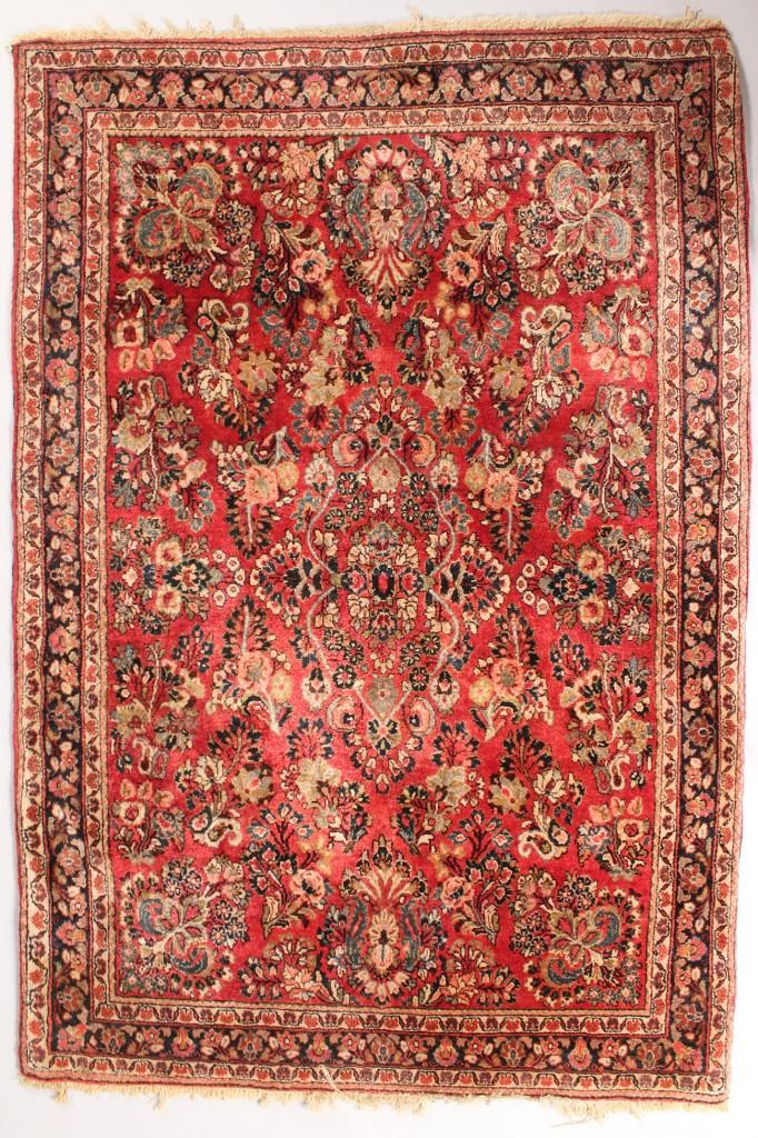 Lot 639: Lot of 3 Persian Rugs