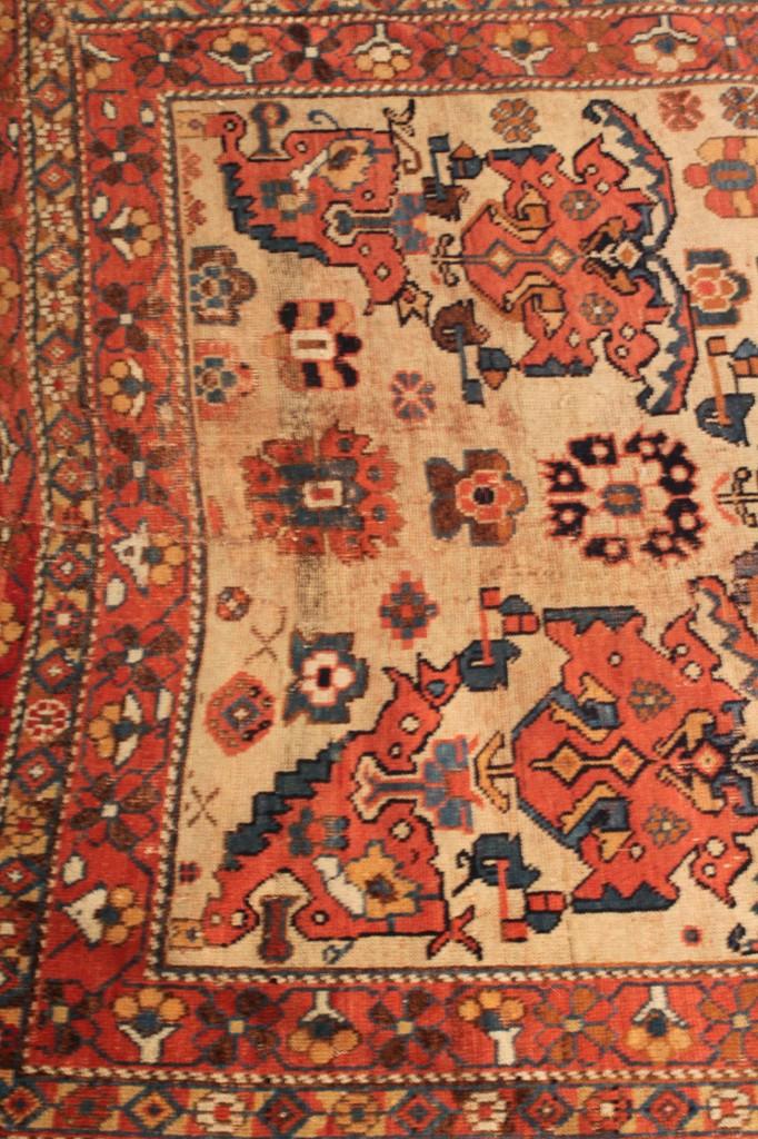 Lot 642: Lot of 2 Persian Rugs