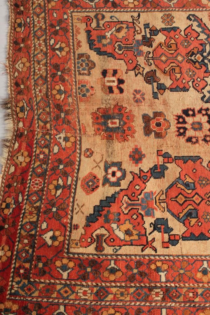 Lot 642 Lot Of 2 Persian Rugs