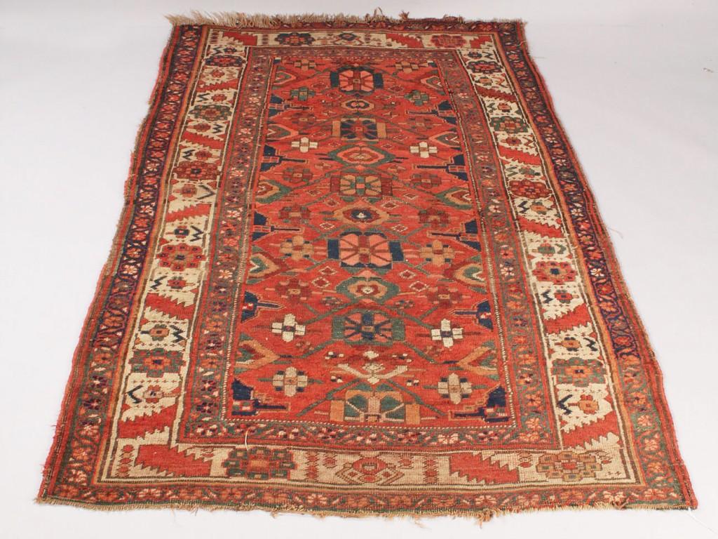 Lot 643: Persian Bijar Rug