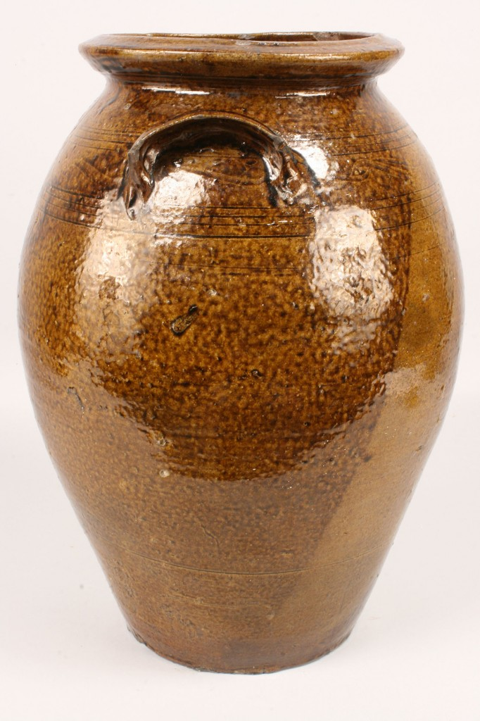 Lot 64: Alabama Pottery Jar