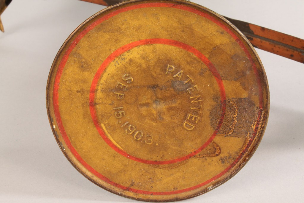 Lot 654: Gibbs Never Stop See-Saw