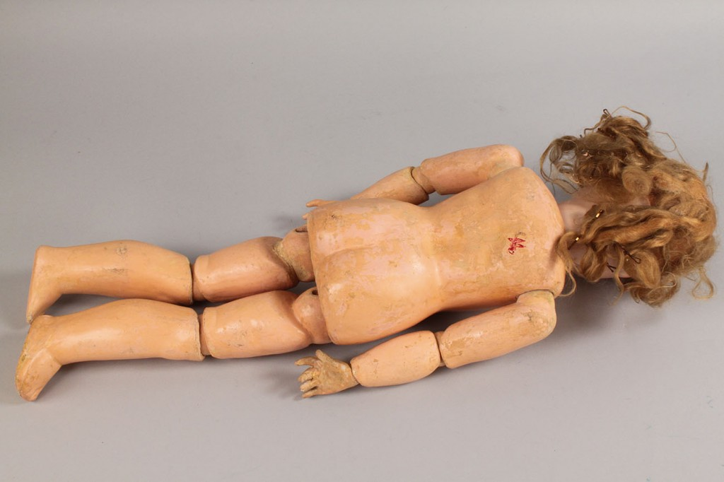 Lot 655: Armand Marseille Doll #390