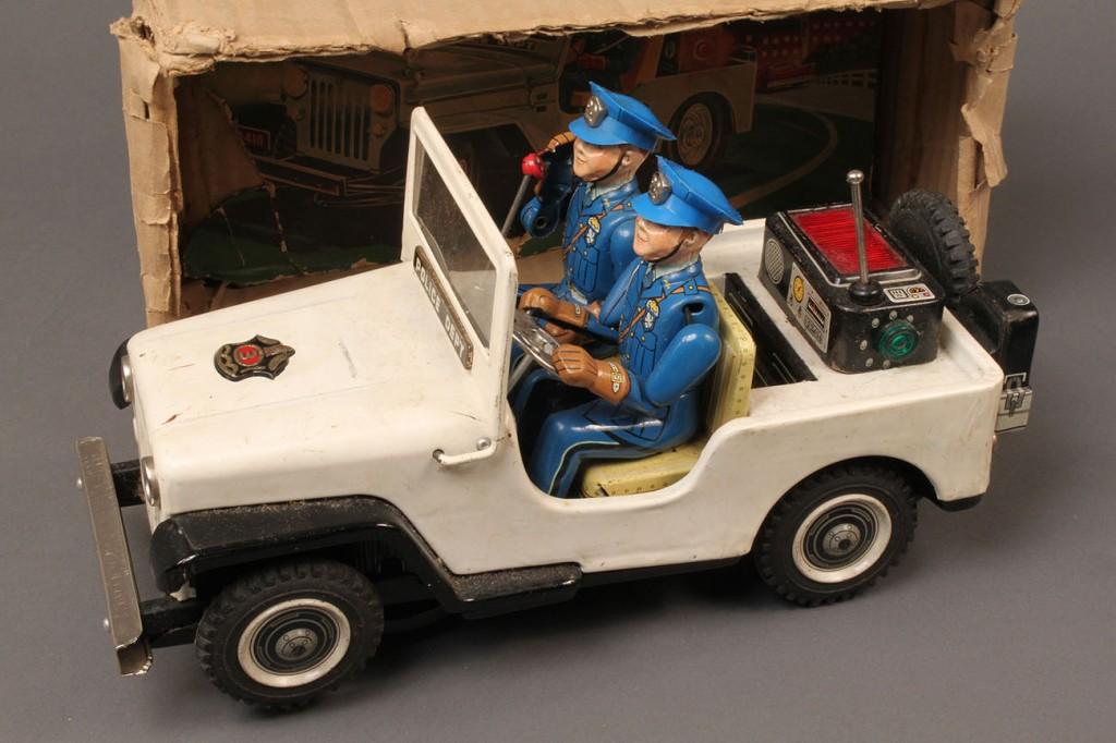 Lot 657: Lot of 4 Vintage Child's Toys