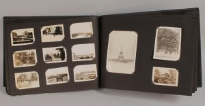 Lot 661: WWII Photo Album