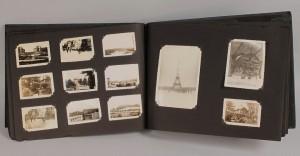 Lot 661: WWII Photo Album