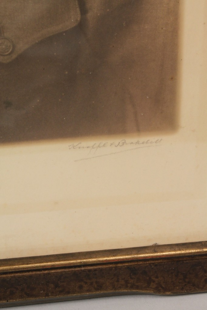 Lot 672: Lot of three Knaffl Brothers Photographic Images,