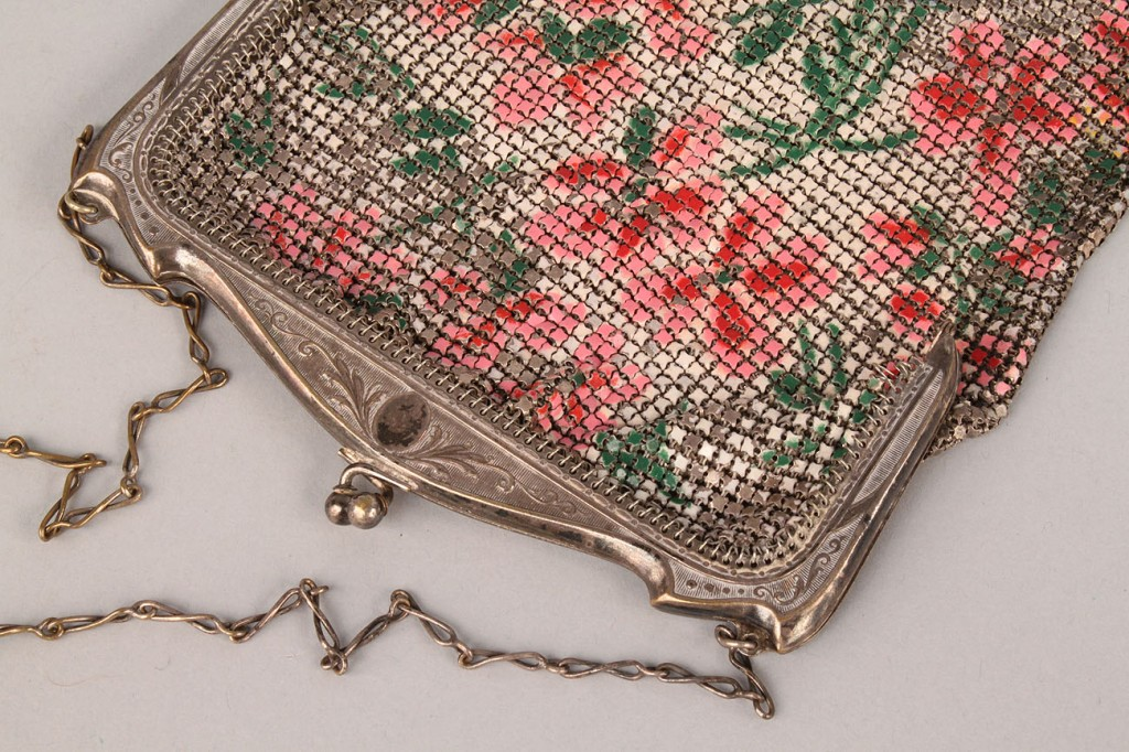 Lot 682: Lot of 2 Ladies Mesh Evening Bags