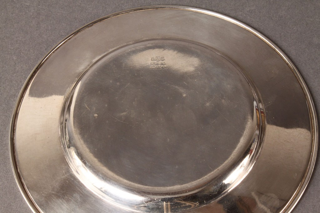 Lot 84: Sterling Silver Table Items, 12 pcs