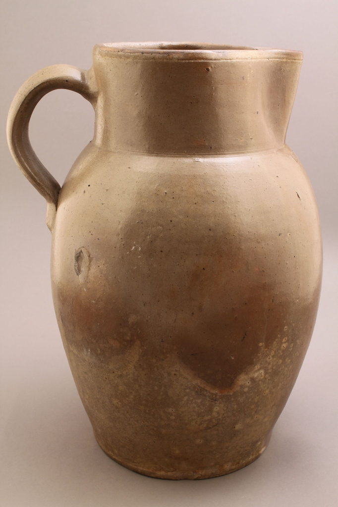 Lot 116: Kentucky Pottery Pitcher, Isaac Thomas