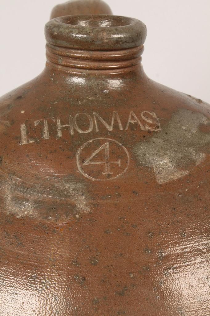 Lot 117: Kentucky Stoneware Jug by Issac Thomas