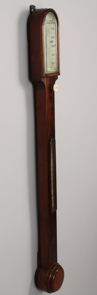 Lot 230: Scottish Stick Barometer, Bryson