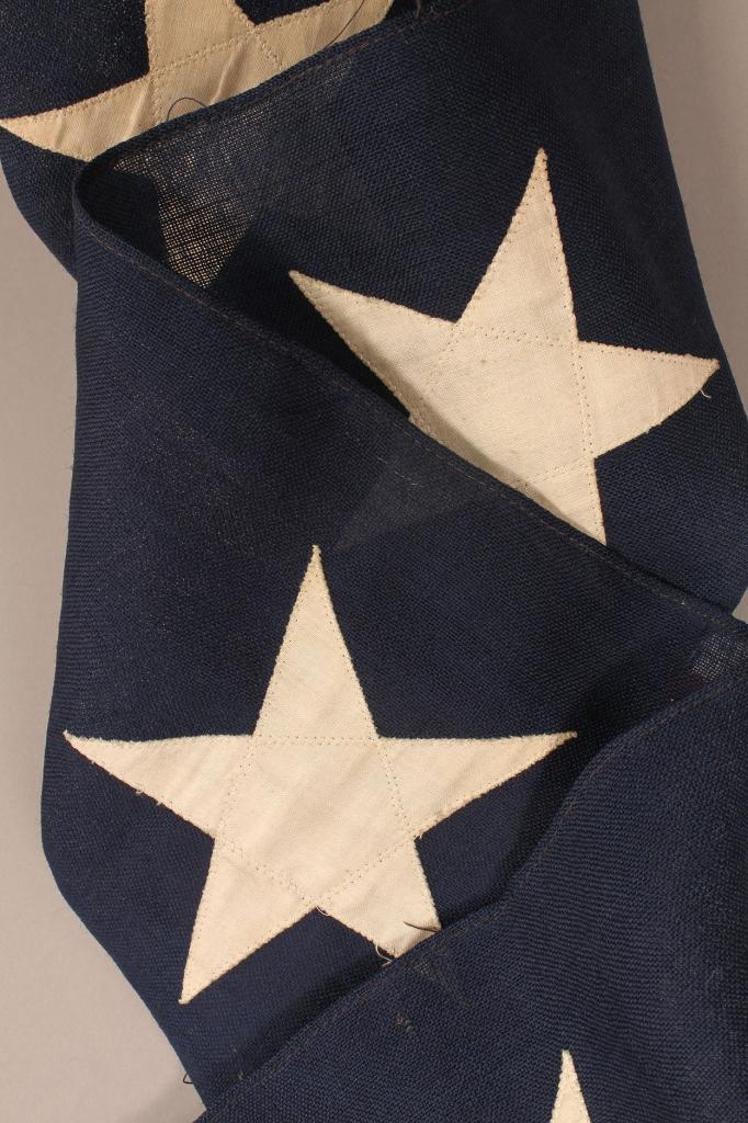 Lot 275: 2 Pennants, 1 Ship & 1 Flag