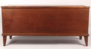Lot 283: East Tennessee Diminutive Blanket Chest