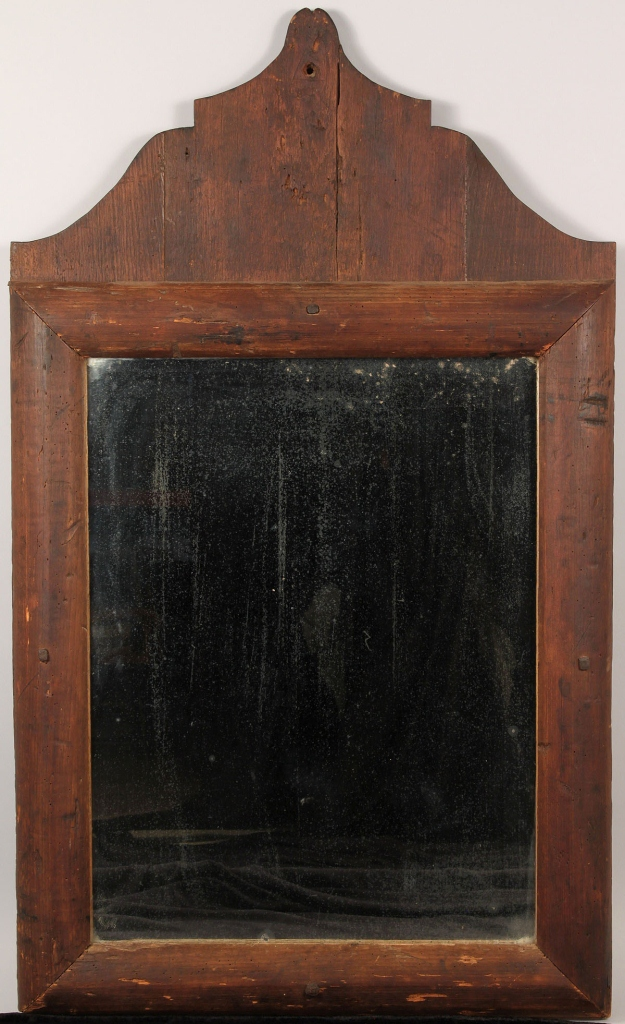 Lot 287: Early Southern mirror