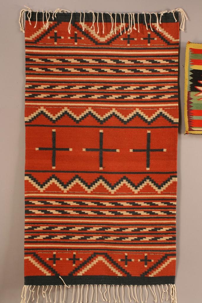 Lot 355 Three Native American Textiles