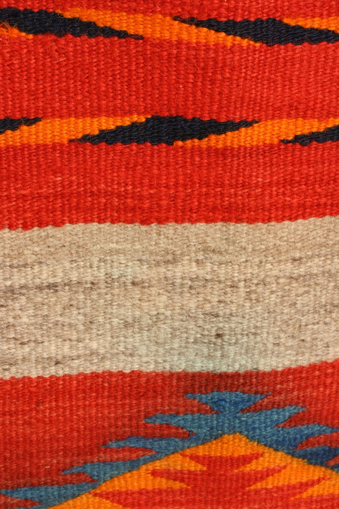 Lot 355: Three Native American Textiles