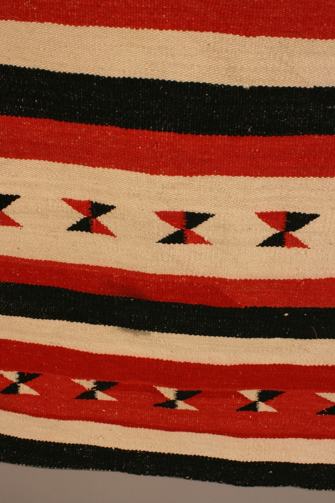 Lot 356: Three Native American Weavings