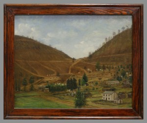 Lot 35: Southern Landscape, View of Cumberland Gap