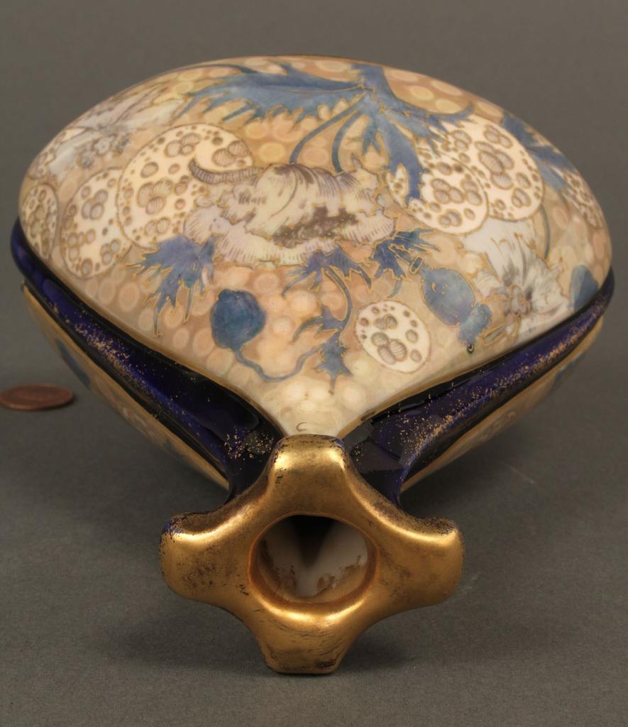 Lot 402: Amphora Nouveau Vase, Osiris