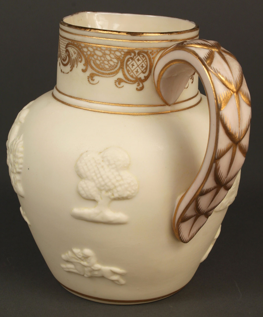 Lot 410: William Henry Harrison Campaign Pitcher