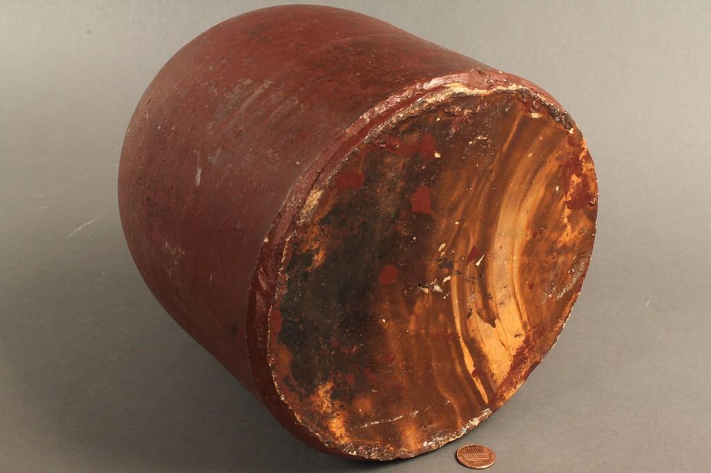 "Lot 415: East TN Stoneware Jug marked ""Weaver"""