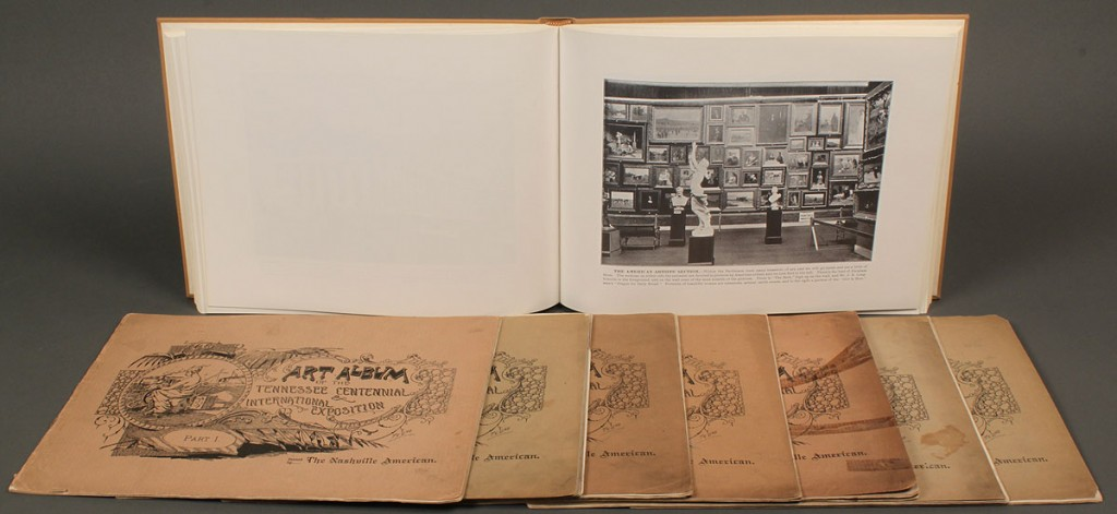 Lot 466: 8 TN Centennial Albums