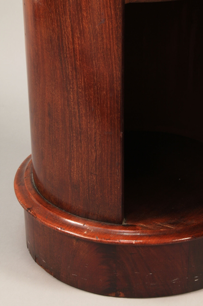 Lot 501: American Classical Commode Stand