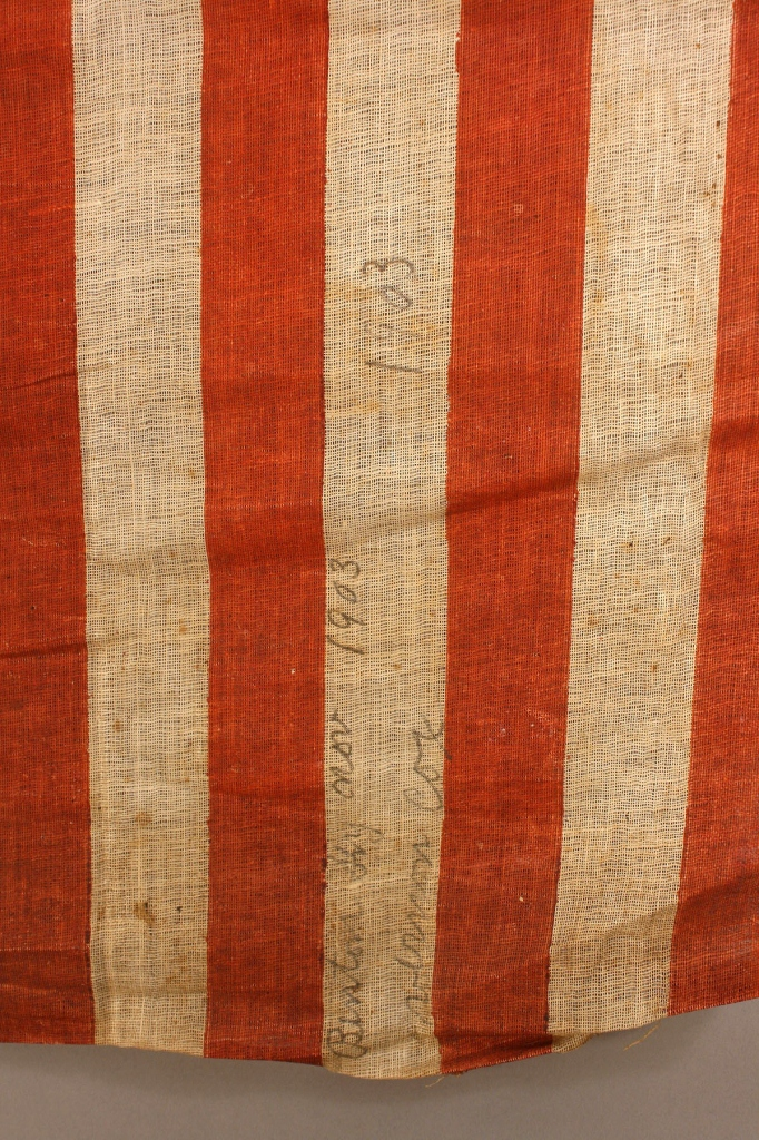 Lot 508: Lot of 2 Parade flags, 48 star and 45 star