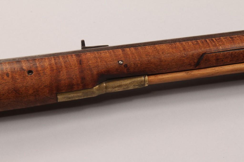 Lot 517: Pennsylvania Style Full Stock Rifle