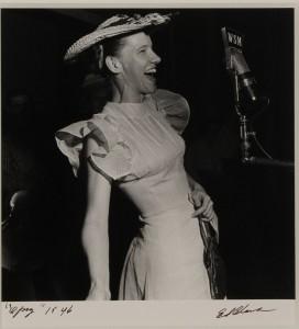 Lot 567: Ed Clark Photograph of Minnie Pearl