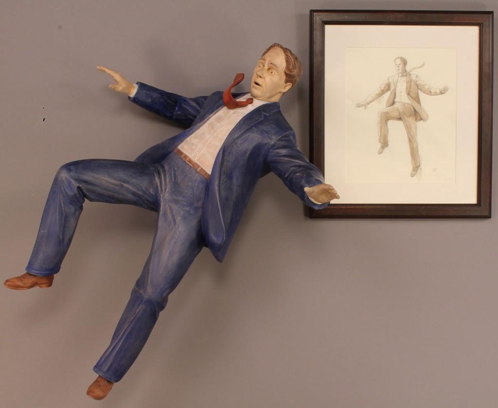 Lot 568: Bob Trotman, untitled sculpture, 2007