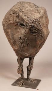 Lot 574: Gordon H. Smith Metal Sculpture